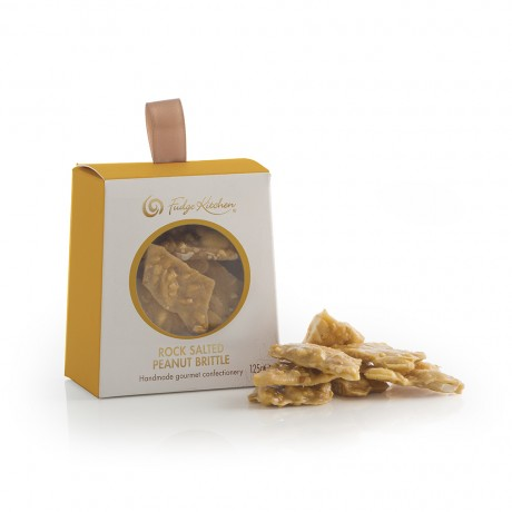 Peanut Brittle Box