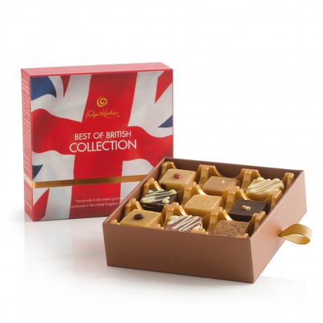 Best British Fudge Open