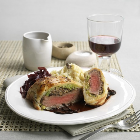 Beef Wellington for 2