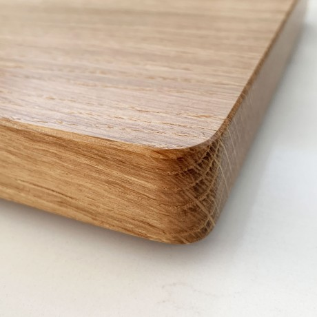 Chopping Board Edge Detail