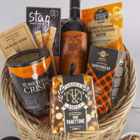 2019 Fireside Feast Christmas Gift Hamper