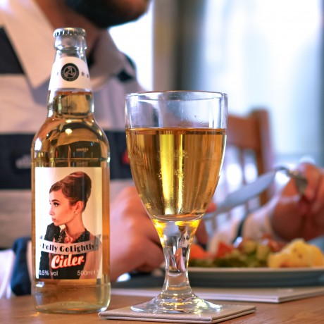 Holly GoLightly Low Alcohol Cider (12 bottles)
