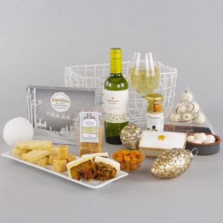 Luxury Gift Basket Christmas Hamper