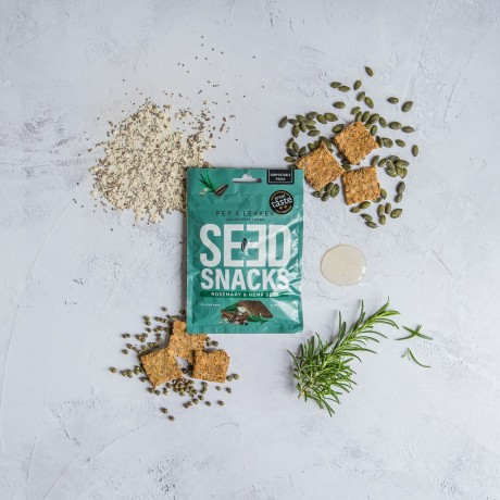 Baked All Natural Seed Snacks - Selection Pack (Choose Your Own)