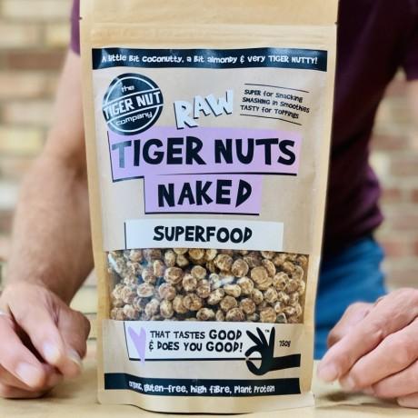 Organic Tiger Nuts Naked