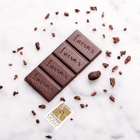 92% Philippines Chocolate Bar (Set of 4)