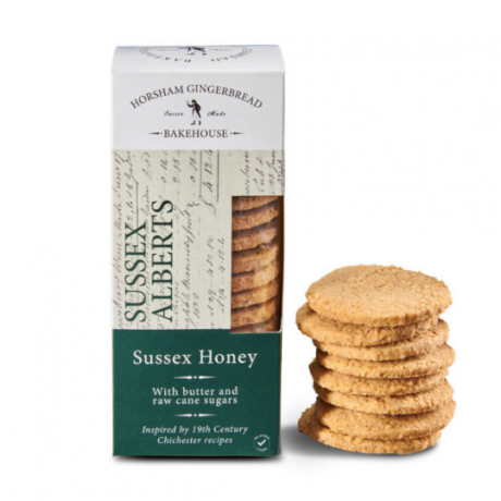 Sussex Honey Alberts Biscuits (4 x 175gr)