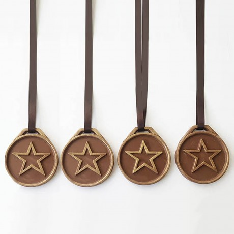 Chocolate Gold Medals