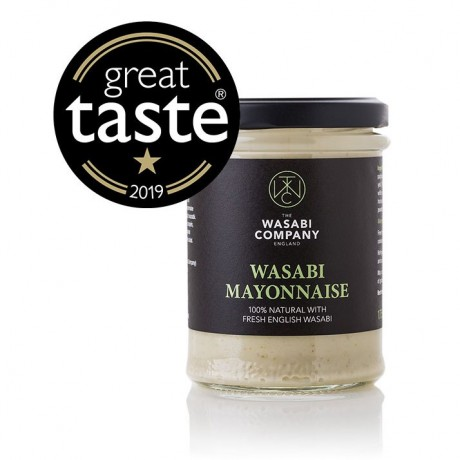 Great Tatste Two Gold Star Wasabi Mayonnaise