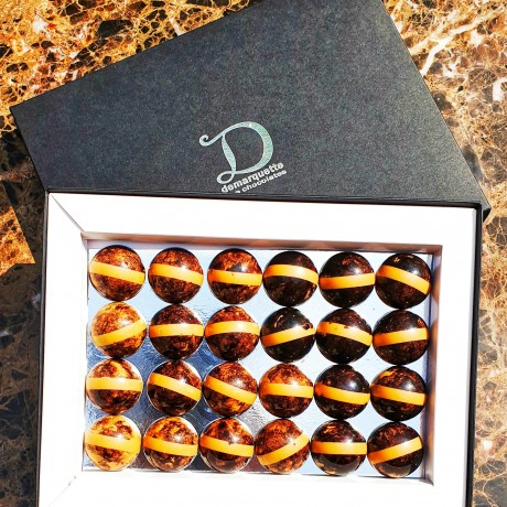 Salted Caramel Chocolate Gift Box