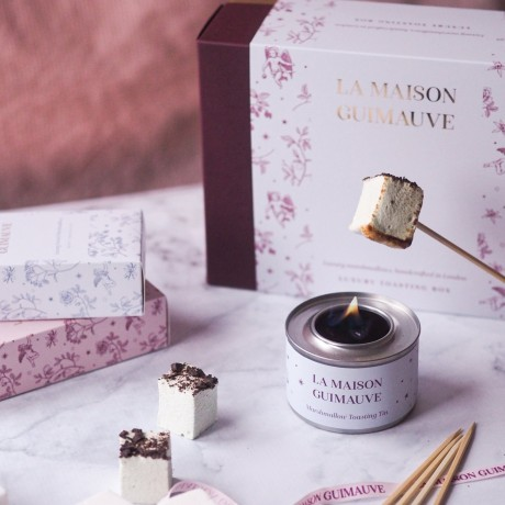 La Maison Guimauve Luxury Marshmallow Toasting Box