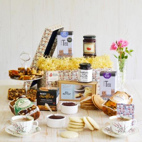 Afternoon Tea Hamper The British Hamper Company