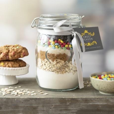 Smarties Cookie Mix Jar