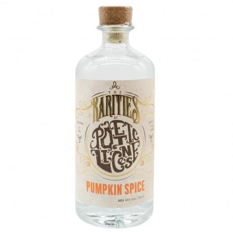 Rarity #11 Pumpkin Spice Gin