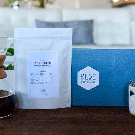 Gourmet Coffee Gift Bag