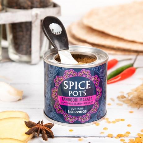 Vegan Tandoori Masala Spices