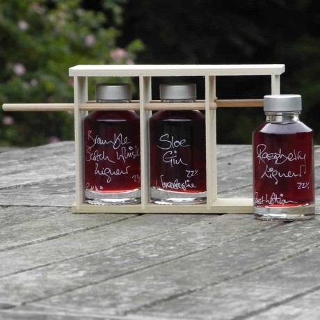 The Demijohn Mini Winter Drinks Selection