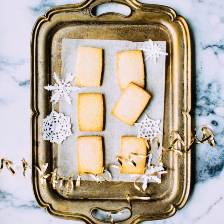 Shortbread with a twist