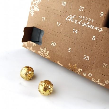 Vegan Chocolate Advent Calendar