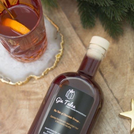 chocolate orange gin
