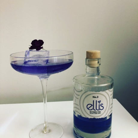 Ellis Gin No.3 Butterfly Pea