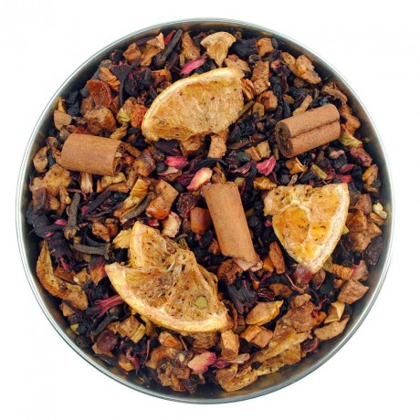 Mulled Wine Spice Loose Leaf Tea