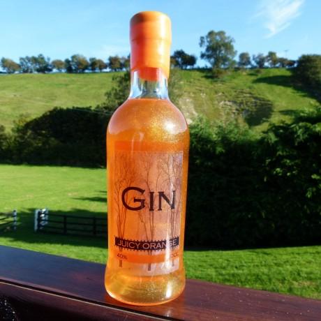 Raisthorpe Juicy Orange Shimmer Gin