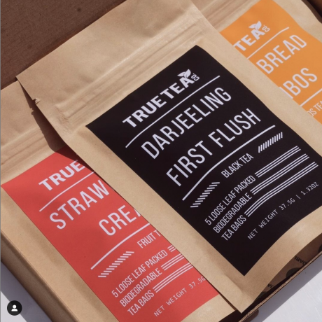 True Tea Packaging