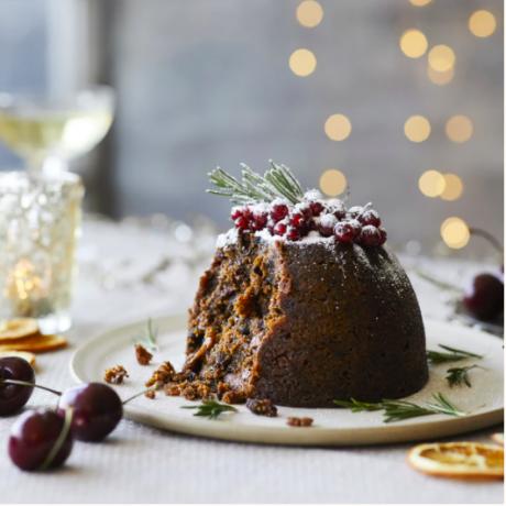 McLaren's Luxury Christmas Pudding (Original)