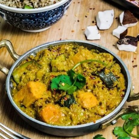 Sri Lankan Coconut Curry