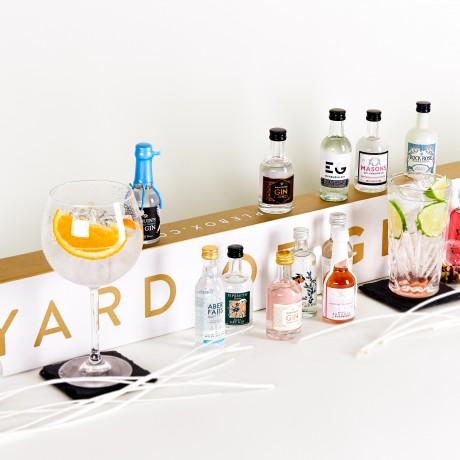 Great British Yard Of Gin