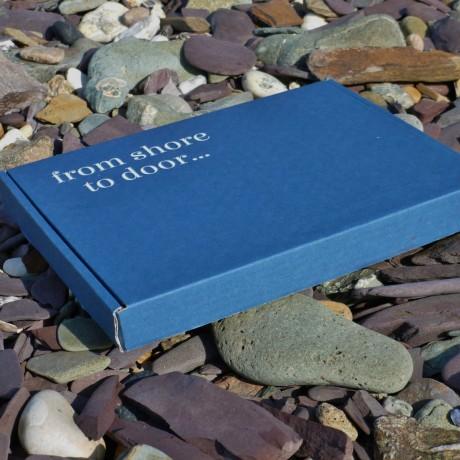 Seaweed seasoning letterbox gift, the Shore to Door Gift Club