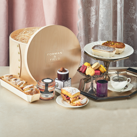 Afternoon Tea Hamper for Two (or Three)