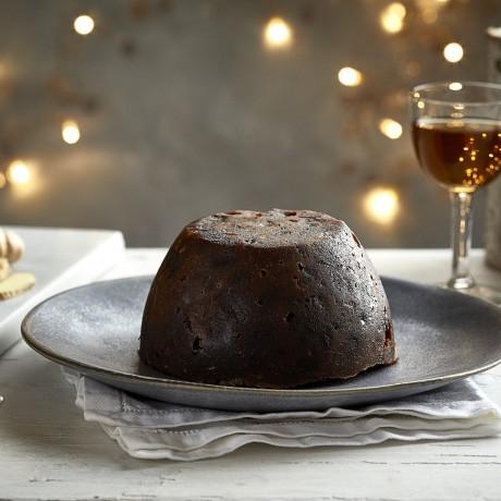Vegan and Gluten Free Christmas Pudding 454g