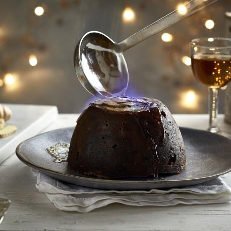 Christmas Pudding (Reduced Sugar) 908g