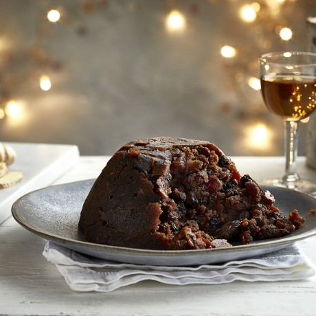 Christmas Pudding (Reduced Sugar)