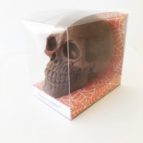 Halloween Chocolate Skull