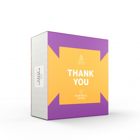 Nut Butter Gift Box 'Thank You'