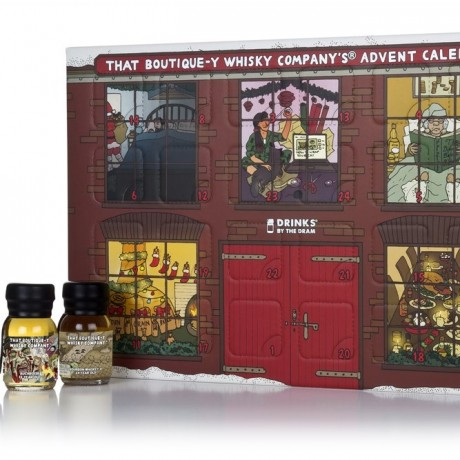 That Boutique-y Whisky Company Christmas Advent Calendar 2019 Edition (72cl, 48.4%)
