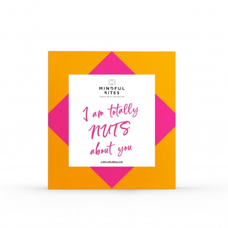 Nut Butter Gift Box 'Happy Valentine'