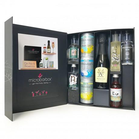 Gin Fizz & Prosecco Box