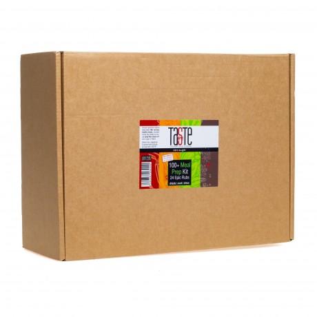 100+ Meal Prep Kit Gift Box box