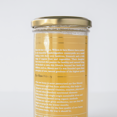 Maters & Co 100% Pure Summer Honey 325g