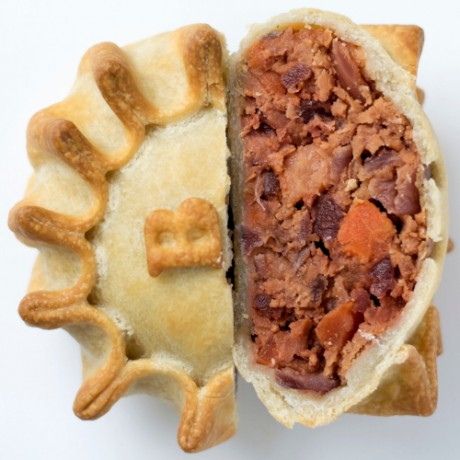 Smoked Beetroot Vork Pie