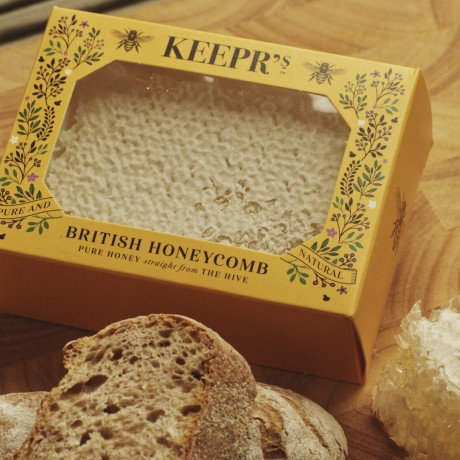 BRITISH HONEYCOMB 190G