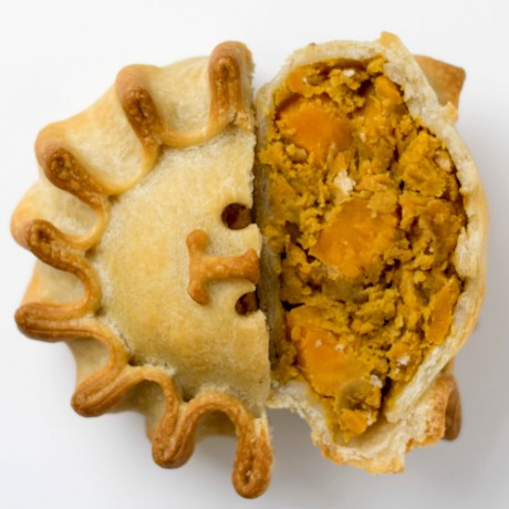 Tamarind Sweet potato Vork Pie