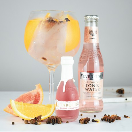 Tarquin's gin and tonic