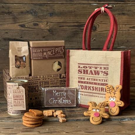 Merry Christmas Gift Bag of Treats
