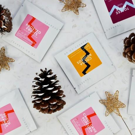 12 Teas of Christmas