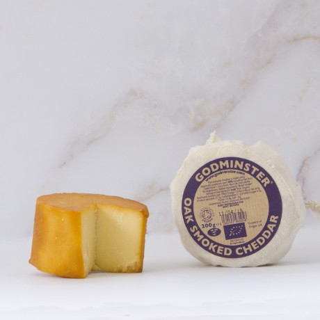 Godminster's Cheddar & Chutney Collection - Round
